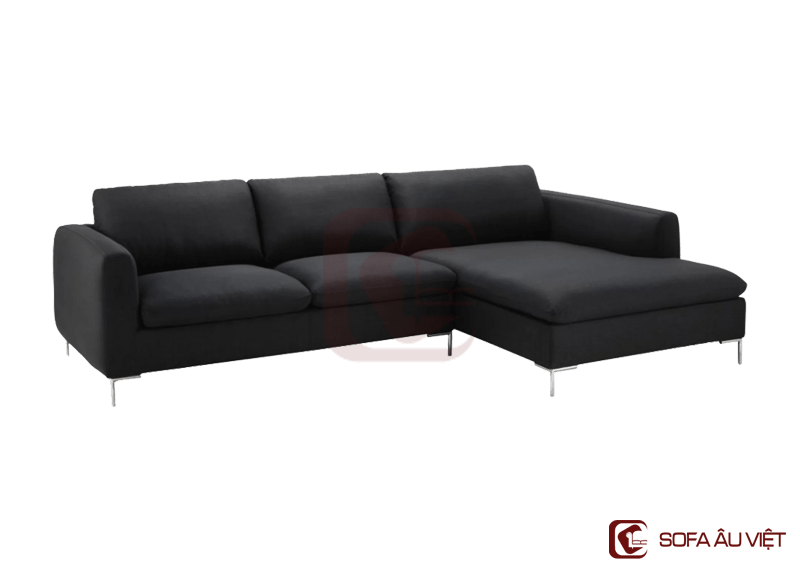 Ghế sofa góc SFG 001 màu đen