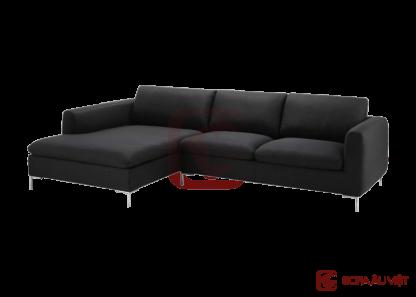 Ghế sofa góc SFG 002 màu đen