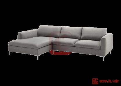 Ghế sofa góc SFG 002 màu trắng