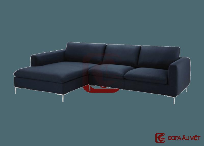 Ghế sofa góc SFG 002 màu xanh