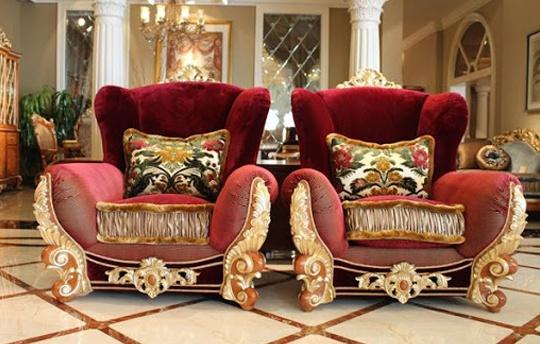 Bọc Ghế Sofa Tân Cổ điển