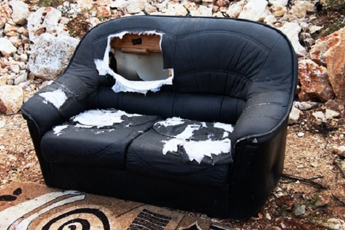 Ghế sofa cũ cần bọc lại ghế sofa