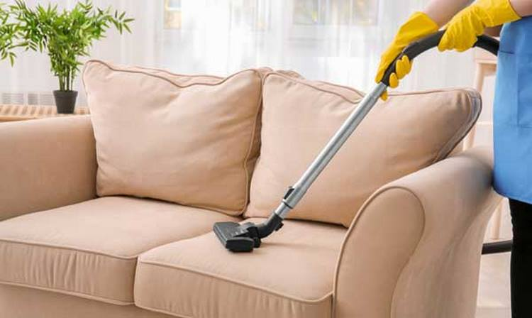 Công việc cần làm để vệ sinh ghế sofa da
