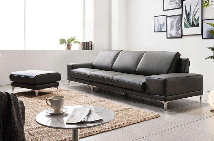 Ghế sofa da công nghiệp