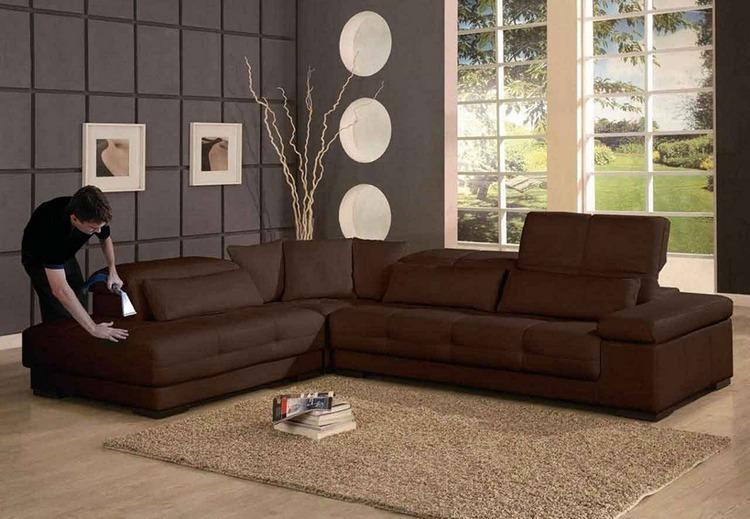 Lưu ý khi vệ sinh ghế sofa tại nhà